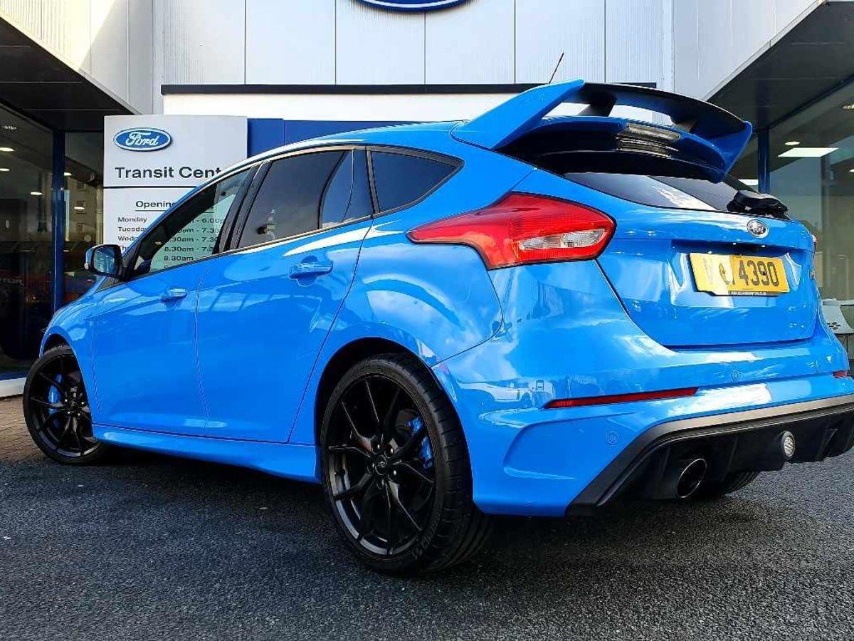 Desmond Motors Main Ford Dealer Northern Ireland
