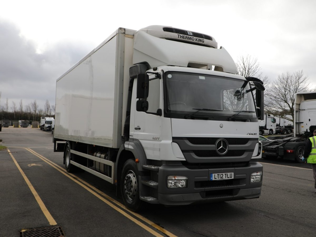 Used Mercedes-Benz Truck Search   Mercedes-Benz co uk