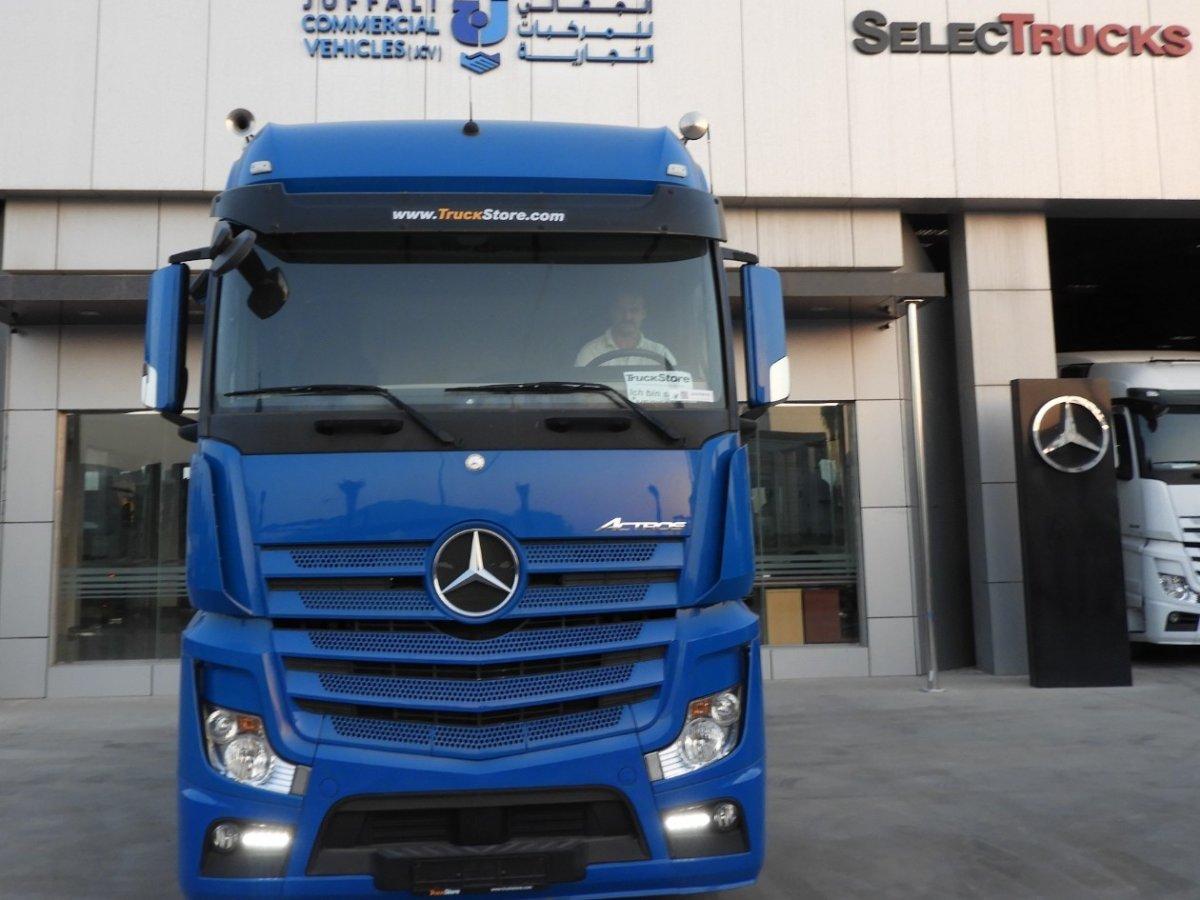 Mercedes-Benz Pre-Owned Trucks Dealer   Saudi Arabia   JIPCO