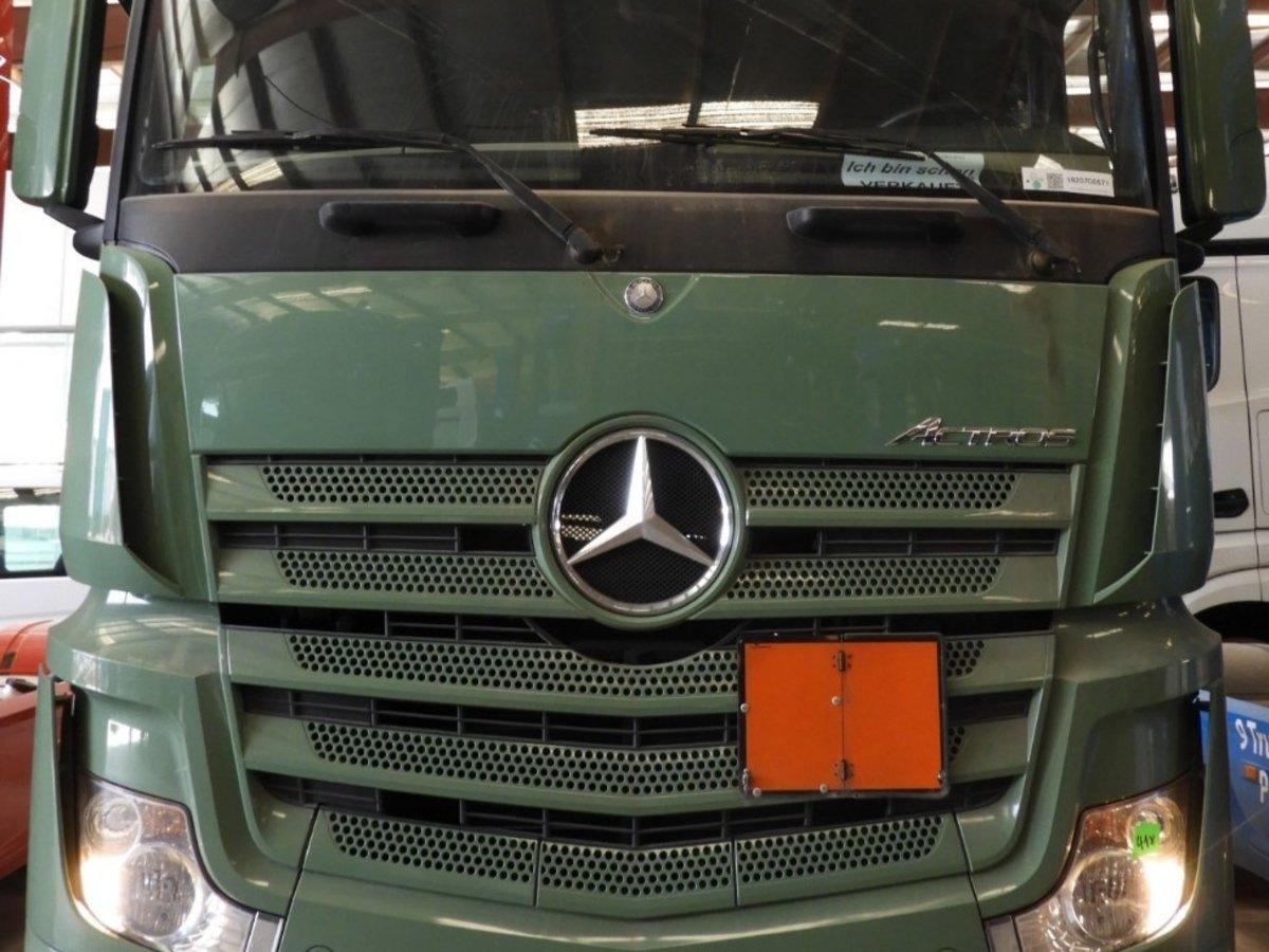 Pre-Owned Mercedes-Benz Trucks   Saudi Arabia   JIPCO - Juffali
