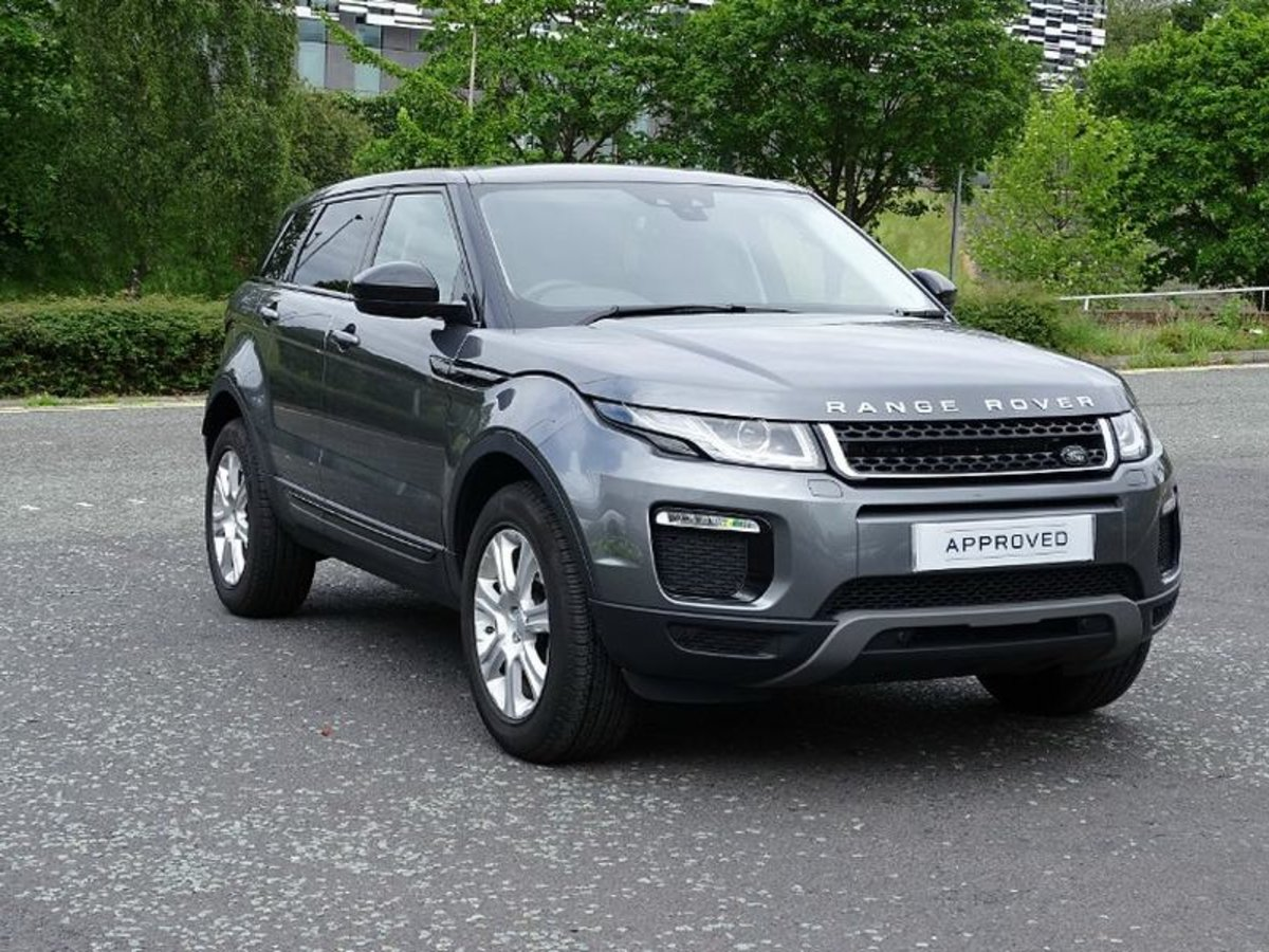 Used Land Rover Cars | Manchester, TraffordCity | Williams