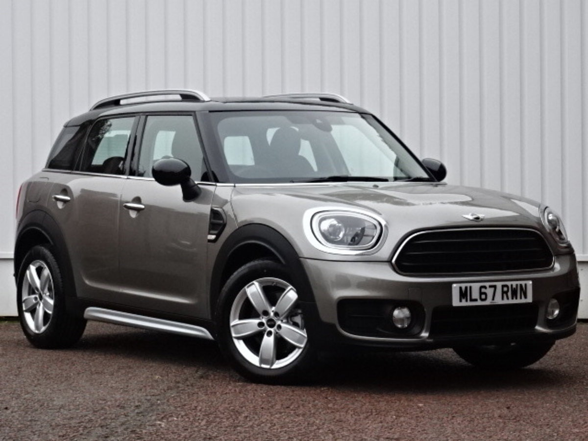 Used Mini Countryman Greater Manchester Liverpool Stockport