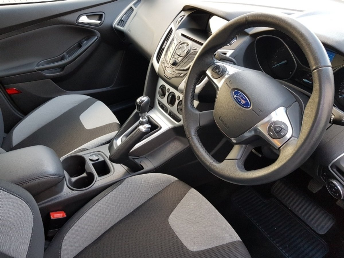 Ford Focus Ps Mdr
