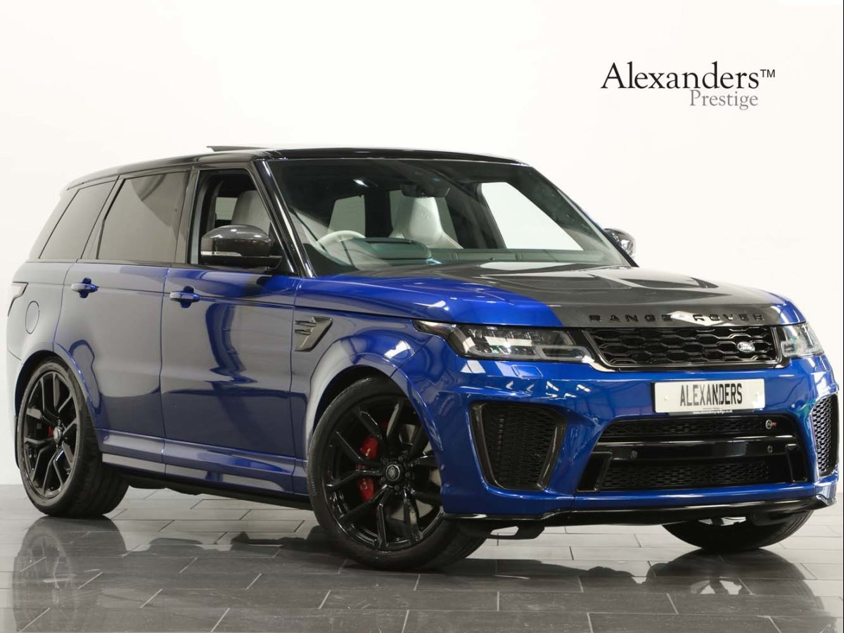 Range Rover Sport >> Used Cars