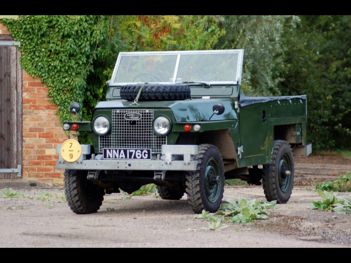 Used Land Rover 88 Milton Keynes Classicmobilia
