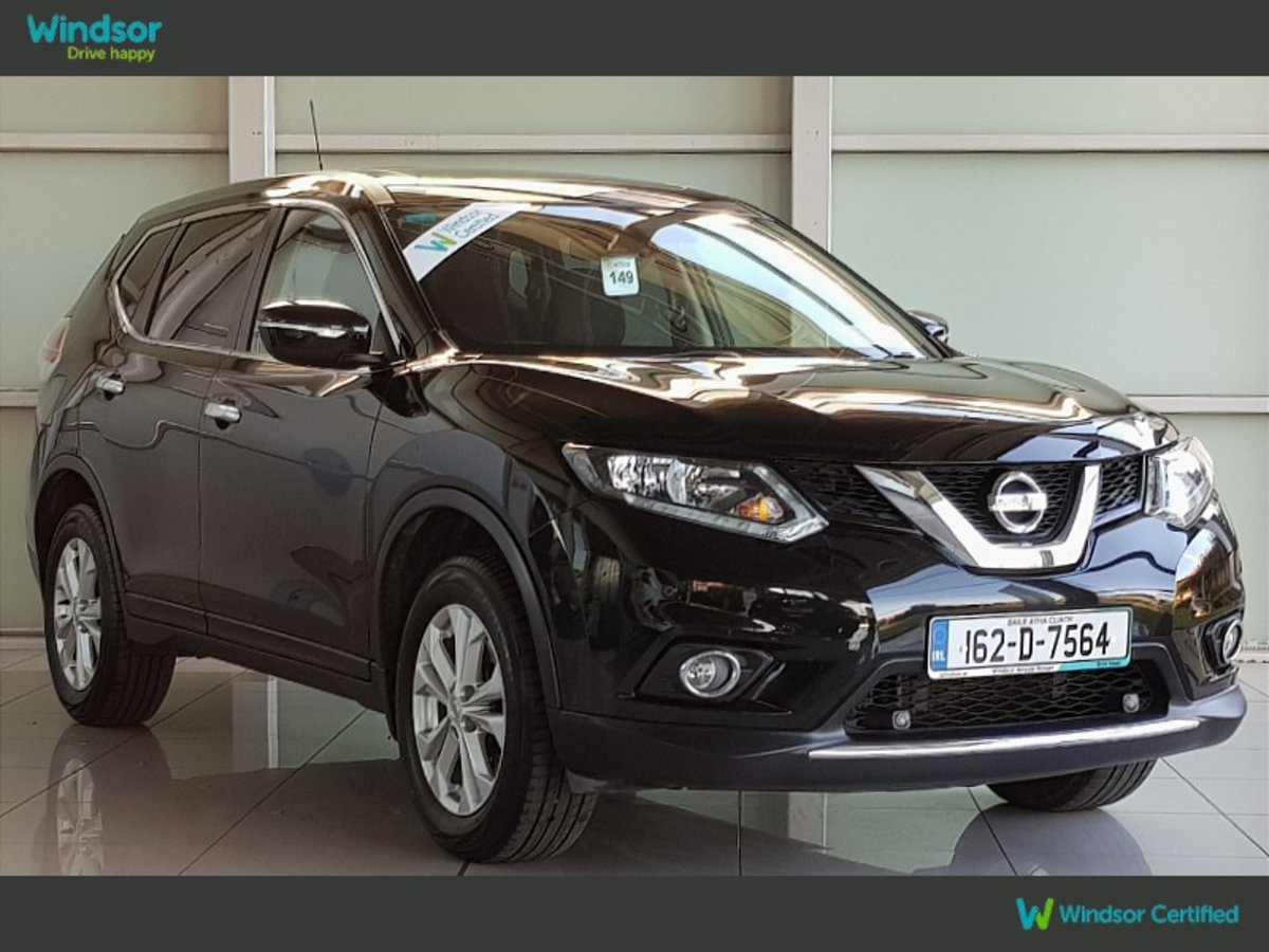 Nissan X Trail >> Used Cars