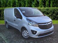 2ef207f459e55d Save Vehicle. Vauxhall Vivaro L1H1 2700 SPORTIVE CDTI BITURBO S S