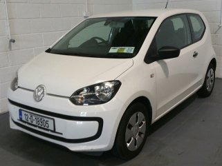 volkswagen up up take up 10 m5f 75bhp 2dr save vehicle