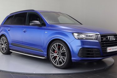 Approved Used Audi Cars   West London Audi