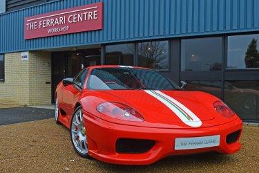 Ferrari For Sale, Ferrari Dealers Showroom Kent UK