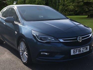 Used Vauxhall New Astra ELITE NAV £10,189 00 | 12504 Miles