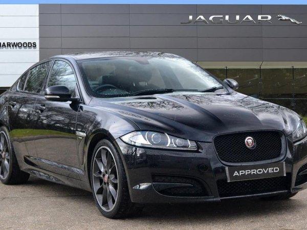 Jaguar XF 2.2 Diesel (200PS) R Sport Black LE