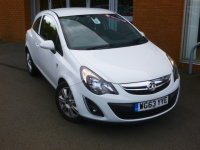 Vauxhall Corsa 3 Door ENERGY AC