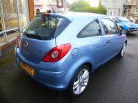 Vauxhall Corsa 3 Door STING AC