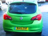 Vauxhall New Corsa 3 Door LIMITED EDITION