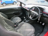Vauxhall New Corsa 3 Door LIMITED EDITION