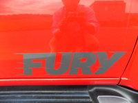 Isuzu D-Max 2.5TD Fury Double Cab 4x4