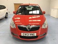 Vauxhall Agila S ECOFLEX