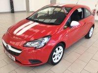 Vauxhall New Corsa 3 Door STING