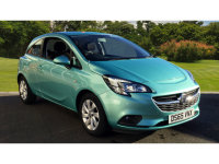 Vauxhall New Corsa 3 Door DESIGN