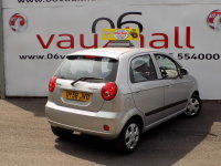 CHEVROLET MATIZ SE PLUS