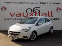 Vauxhall New Corsa 3 Door ENERGY AC ECOFLEX