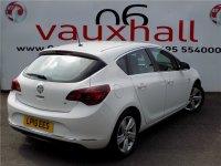 VAUXHALL ASTRA 1.6 SRI automatic 5 door