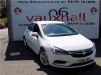 VAUXHALL ASTRA TECH LINE