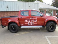 Isuzu D-Max TD ARCTIC TRUCKS AT35 DCB