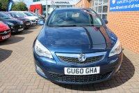 Vauxhall Astra EXCLUSIV