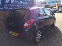 Vauxhall Corsa 5 Door EXCLUSIV AC