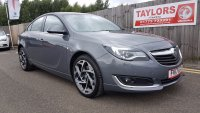 VAUXHALL INSIGNIA LIMITED EDITION CDTI