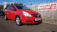 VAUXHALL CORSA 3 DOOR ACTIVE