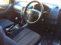 Isuzu D-Max 2.5TD Yukon Double Cab 4x4 [Vision Pack]