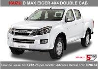 Isuzu D-Max 2.5TD Eiger Double Cab 4x4