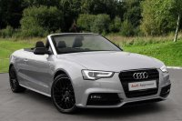 AUDI A5 Cabriolet S line Special Edition Plus 2.0 TDI 177 PS 6 speed