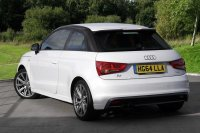 AUDI A1 S line Style Edition 1.4 TFSI 122 PS 6 speed