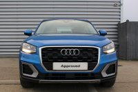 AUDI Q2 TDI 116 PS 6 Speed