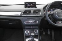 AUDI Q3 S line 2.0 TDI quattro 177 PS 6 speed