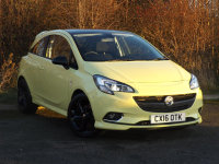 VAUXHALL CORSA 3 DOOR Limited Edition 1.0 Turbo 3dr