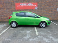 VAUXHALL CORSA 5 DOOR DESIGN AC