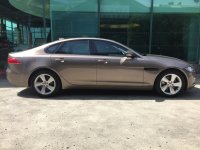 Jaguar All New XF 3.0升機械增壓6缸引擎 Prestige