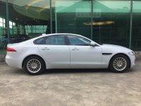 Jaguar All New XF 2.0升4缸汽油引擎 Prestige