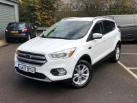 Ford Kuga 5Dr Hatch 2.0 Tdci Titanium 2WD 150PS