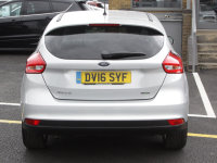 Ford Focus 5Dr Hatch 1.0 EcoBoost Zetec 125PS