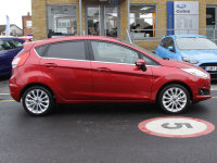 Ford Fiesta 5Dr Hatch 1.0 EcoBoost Titanium X 100PS