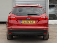 Ford Focus 5Dr Estate 1.5 Tdci Zetec 120PS