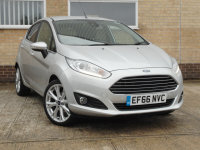 Ford Fiesta 5Dr Hatch 1.5 Tdci Titanium X 95PS