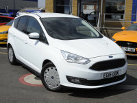 Ford C-Max 5Dr Hatch 1.5 Tdci Zetec ECOnetic 105PS