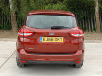 Ford C-Max 5Dr Hatch 1.6i Zetec 125PS